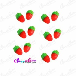 Mini fresas salvajes brillo dulceplus
