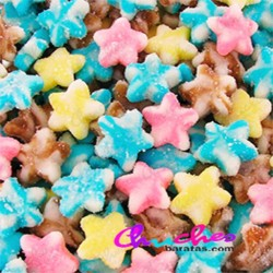 Sweet twist mix stars Dulceplus