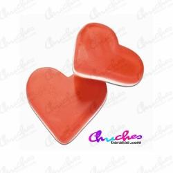 Heart strawberry strawberry cream dulceplus