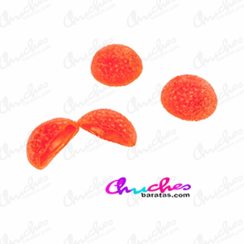 Gumillenas naranjas pica chuches baratas for Picas redondas