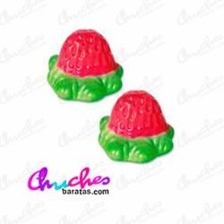Stuffed strawberries 125 units Fini