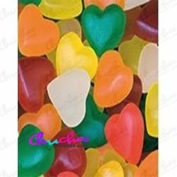 Assorted tender hearts Haribo