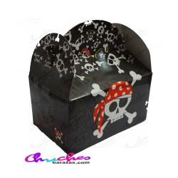 Caja piratas 12 unidades