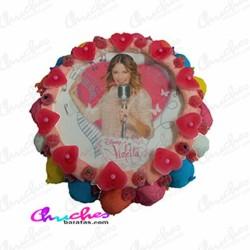 Violetta wafer cake 28 x 8 cm