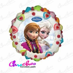 Frozen wafer cake 28 x 8 cm
