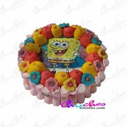 Wafer sponge cake 28 x 8 cm
