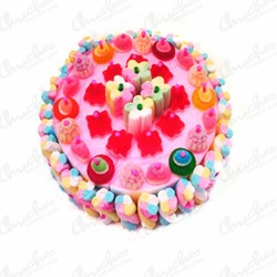 Cake 1 floor 25 cm