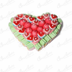 Heart cake chuhcesbaratas