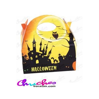 Caja halloween