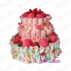 Delice 3-floor cake