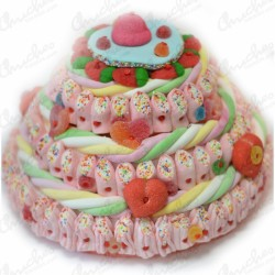 Surprise cake 3 floors