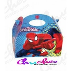 Caja ultimate spiderman 12 unidades