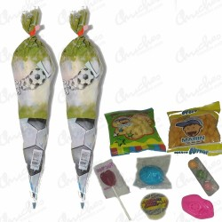 Gool cone bag filled with sweets 20 units