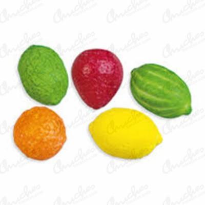 Macedonia fruta chicle fini