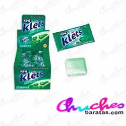 Klet's chlorophyll