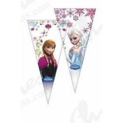 Cone bag frozen 40 cm x 20 cm 50 units