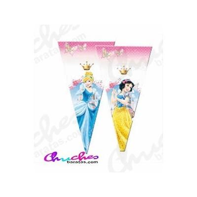 Bolsa cono princess luxury 40 cm x 20 cm 50 unidades
